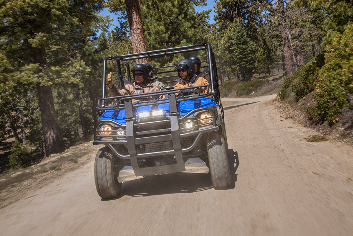 2017 Kawasaki Mule PRO-FXT EPS in Roseville, California