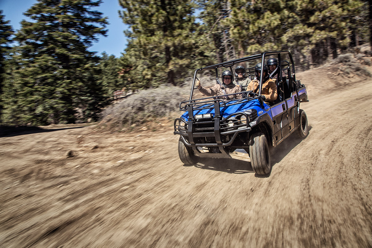 2017 Kawasaki Mule PRO-FXT EPS in South Paris, Maine