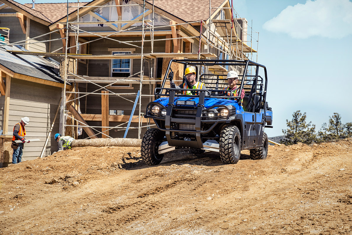 2017 Kawasaki Mule PRO-FXT EPS in Northampton, Massachusetts