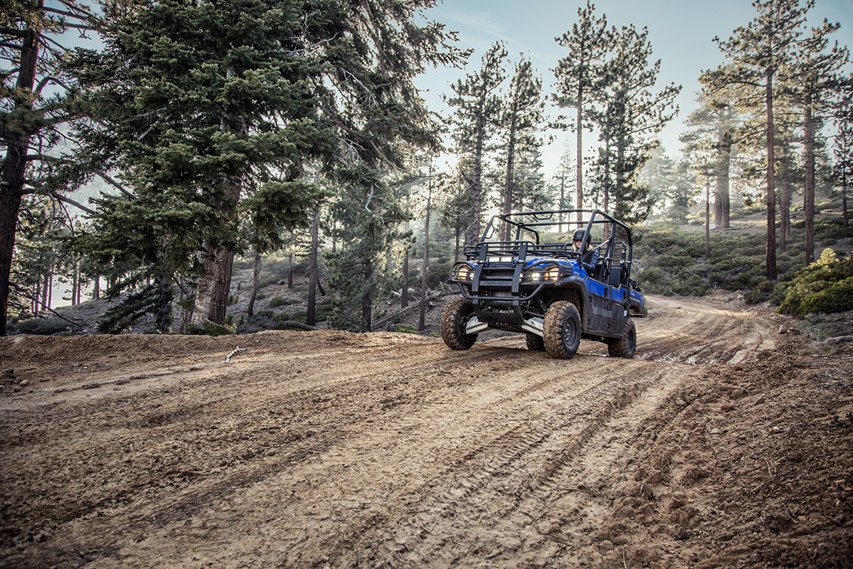 2017 Kawasaki Mule PRO-FXT EPS in Redding, California