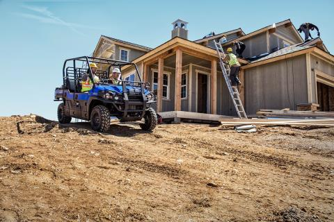 2017 Kawasaki Mule PRO-FXT EPS in Wichita Falls, Texas
