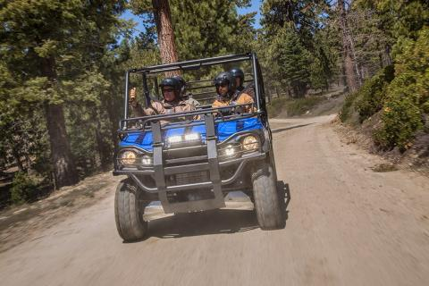 2017 Kawasaki Mule PRO-FXT EPS in Greenville, South Carolina