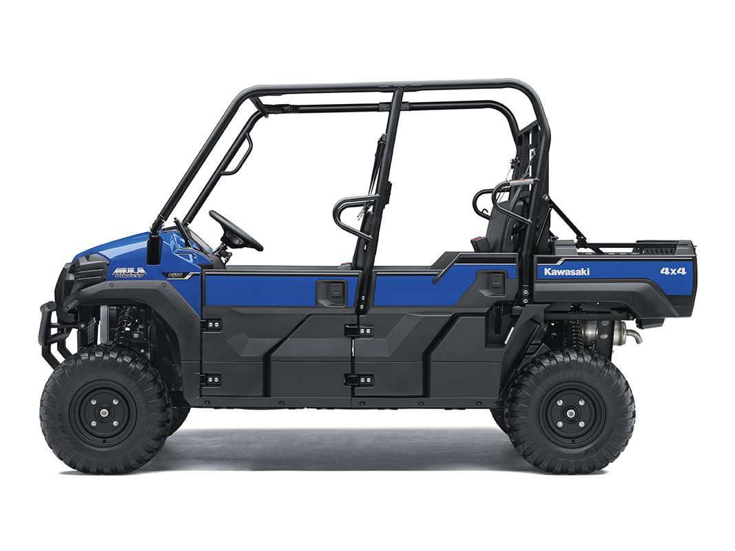2017 Kawasaki Mule PRO-FXT EPS in Mount Vernon, Ohio