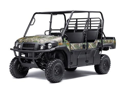 2017 Kawasaki Mule PRO-FXT EPS Camo in Mount Pleasant, Michigan