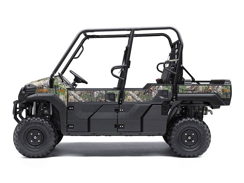 2017 Kawasaki Mule PRO-FXT EPS Camo in Boise, Idaho - Photo 2