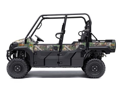 2017 Kawasaki Mule PRO-FXT EPS Camo in Middletown, New Jersey