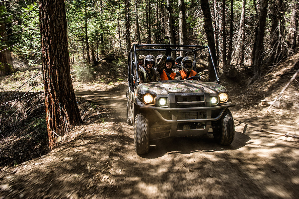 2017 Kawasaki Mule PRO-FXT EPS Camo in Hollister, California