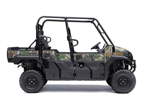 2017 Kawasaki Mule PRO-FXT EPS Camo in Chanute, Kansas