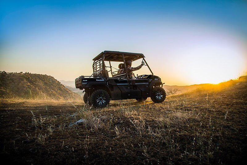 2017 Kawasaki Mule PRO-FXT EPS LE in Harrison, Arkansas