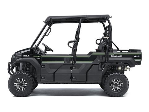 2017 Kawasaki Mule PRO-FXT EPS LE in Littleton, New Hampshire