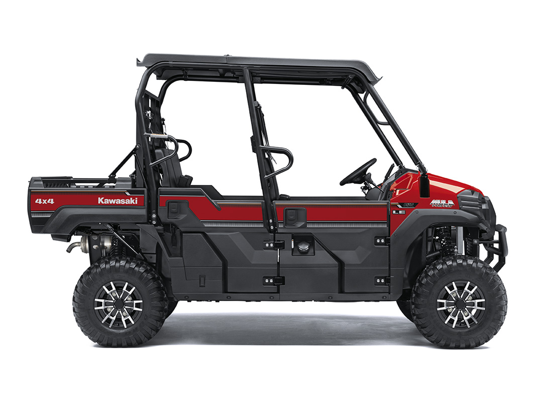 2017 Kawasaki Mule PRO-FXT EPS LE in Winterset, Iowa