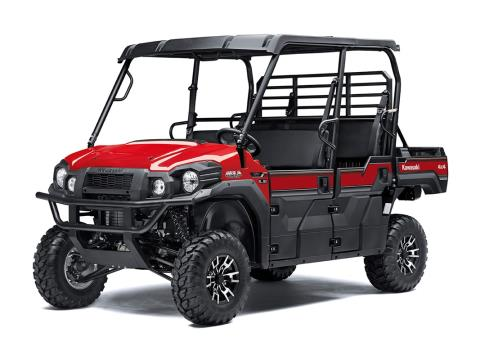 2017 Kawasaki Mule PRO-FXT EPS LE in Hickory, North Carolina