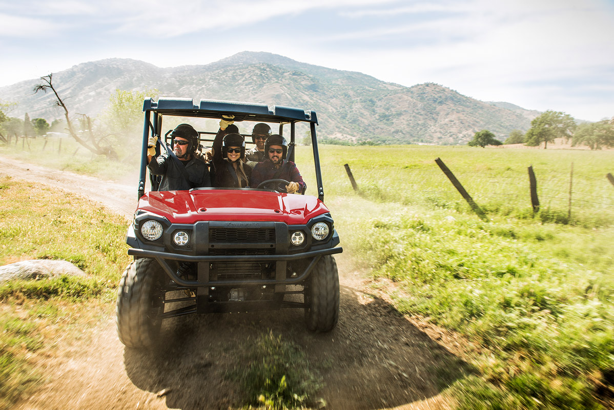 2017 Kawasaki Mule PRO-FXT EPS LE in Murrieta, California