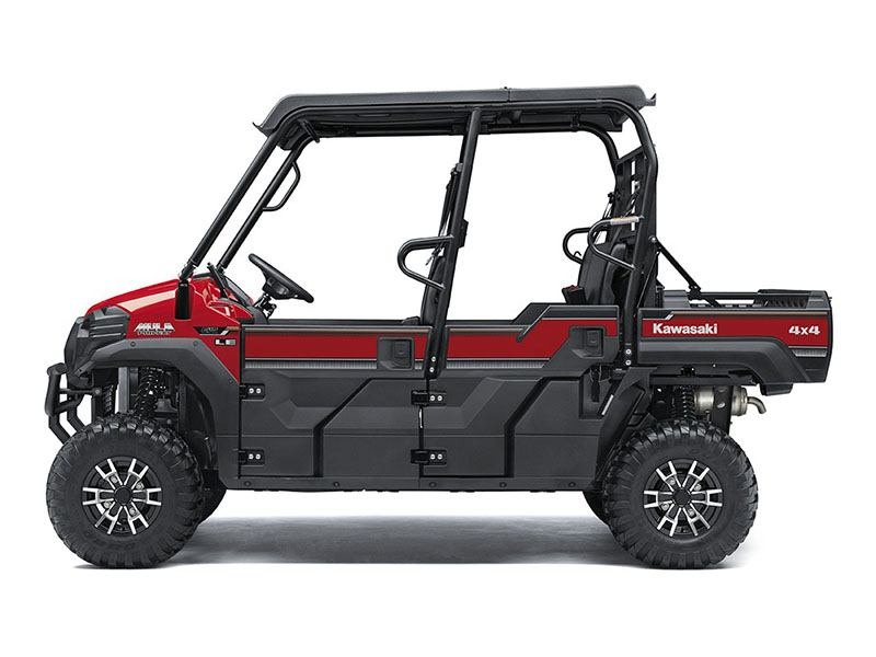 2017 Kawasaki Mule PRO-FXT EPS LE in Freeport, Illinois