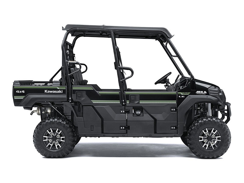 2017 Kawasaki Mule PRO-FXT EPS LE in Howell, Michigan
