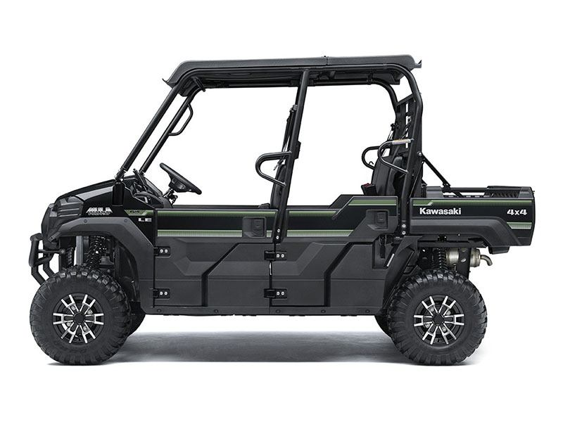 2017 Kawasaki Mule PRO-FXT EPS LE in Merced, California