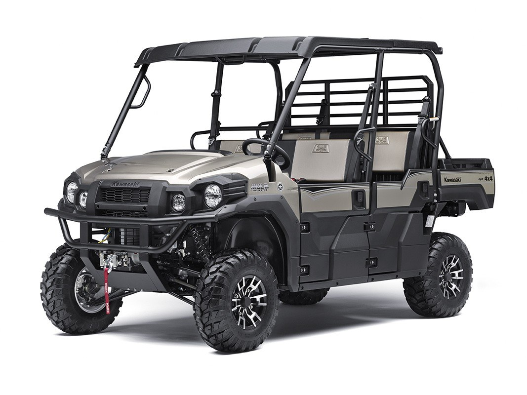 2017 Kawasaki Mule PRO-FXT Ranch Edition in Winterset, Iowa