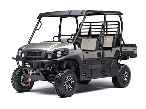 2017 Kawasaki Mule PRO-FXT Ranch Edition in Pompano Beach, Florida