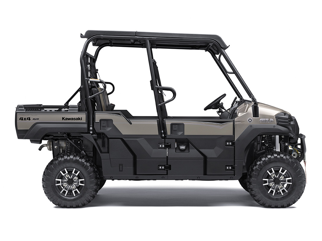 2017 Kawasaki Mule PRO-FXT Ranch Edition in Tarentum, Pennsylvania