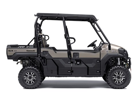 2017 Kawasaki Mule PRO-FXT Ranch Edition in Dimondale, Michigan