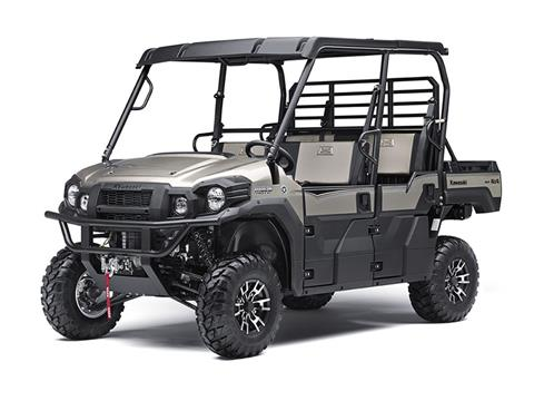 2017 Kawasaki Mule PRO-FXT Ranch Edition in Austin, Texas