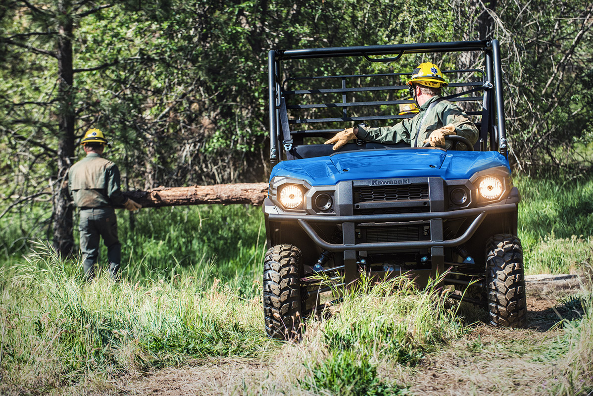2017 Kawasaki Mule PRO-FX EPS in Murrieta, California