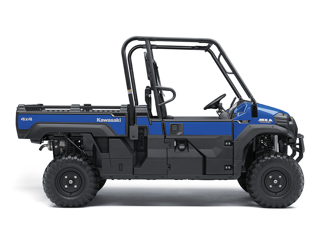 2017 Kawasaki Mule PRO-FX EPS in Traverse City, Michigan