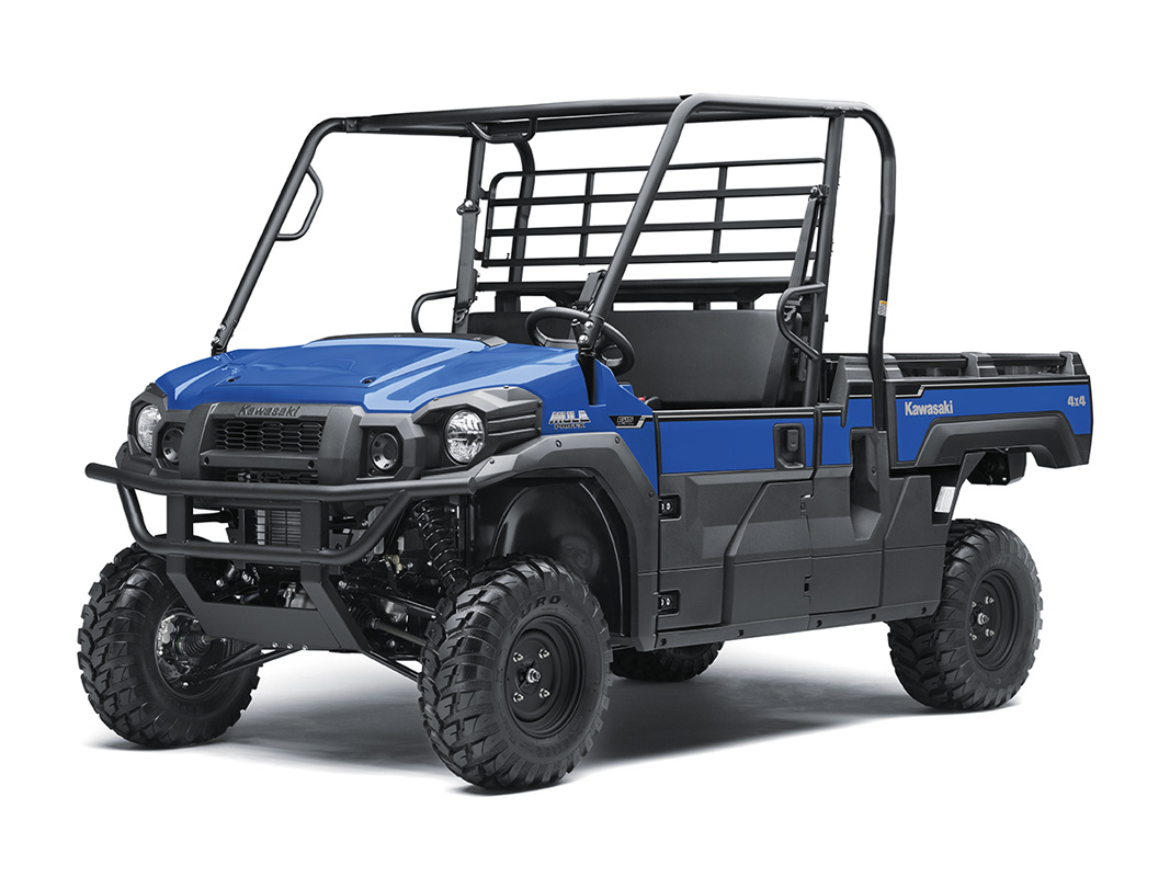 2017 Kawasaki Mule PRO-FX EPS in Redding, California