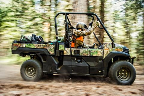 2017 Kawasaki Mule PRO-FX EPS Camo in Howell, Michigan