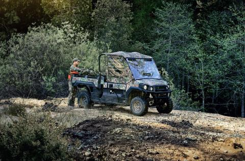 2017 Kawasaki Mule PRO-FX EPS Camo in Dimondale, Michigan
