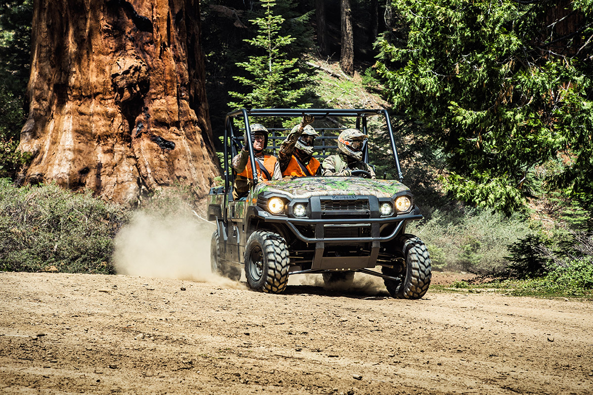 2017 Kawasaki Mule PRO-FX EPS Camo in Murrieta, California