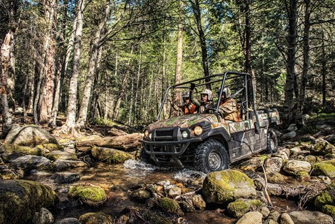 2017 Kawasaki Mule PRO-FX EPS Camo in Romney, West Virginia