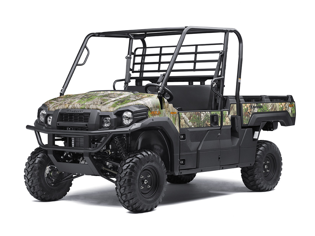 2017 Kawasaki Mule PRO-FX EPS Camo in Freeport, Illinois