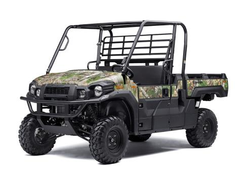 2017 Kawasaki Mule PRO-FX EPS Camo in Fairfield, Illinois