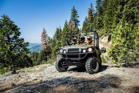 2017 Kawasaki Mule PRO-FX EPS Camo in Bellevue, Washington