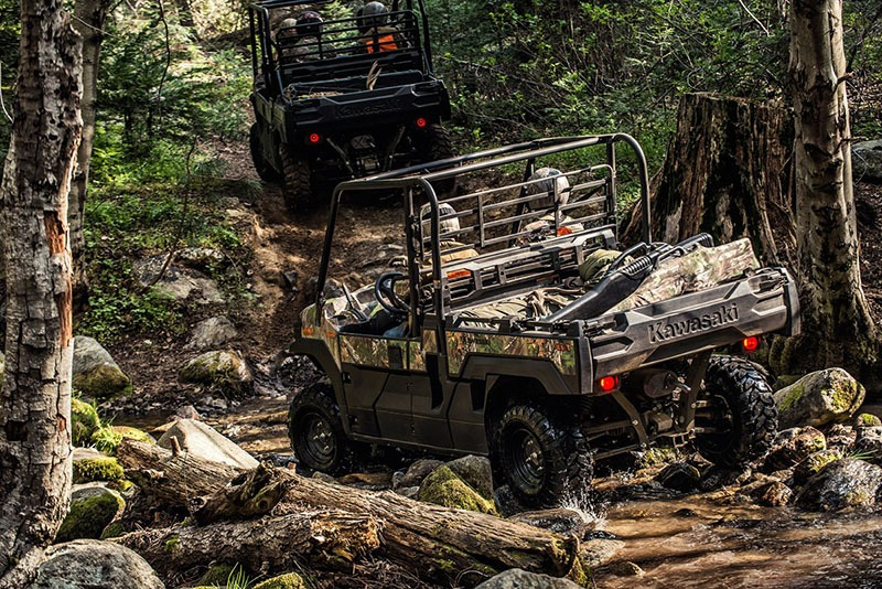 2017 Kawasaki Mule PRO-FX EPS Camo in Fort Pierce, Florida
