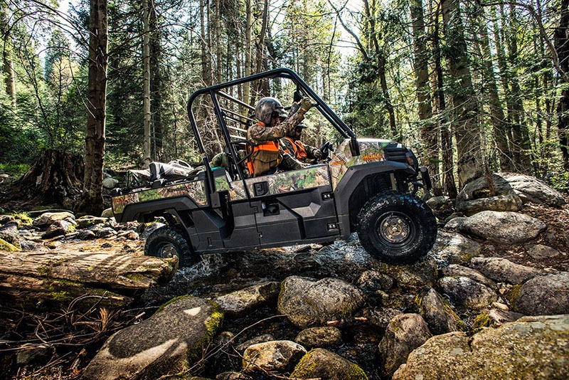 2017 Kawasaki Mule PRO-FX EPS Camo in Nevada, Iowa