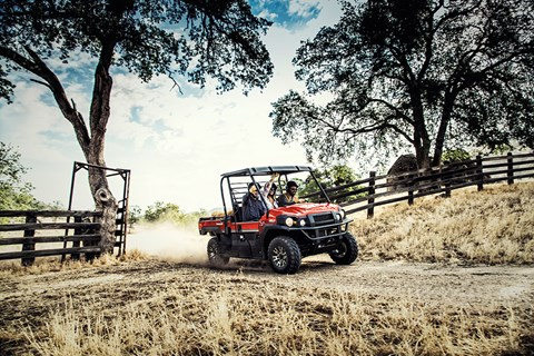 2017 Kawasaki Mule PRO-FX EPS LE in Greenville, North Carolina
