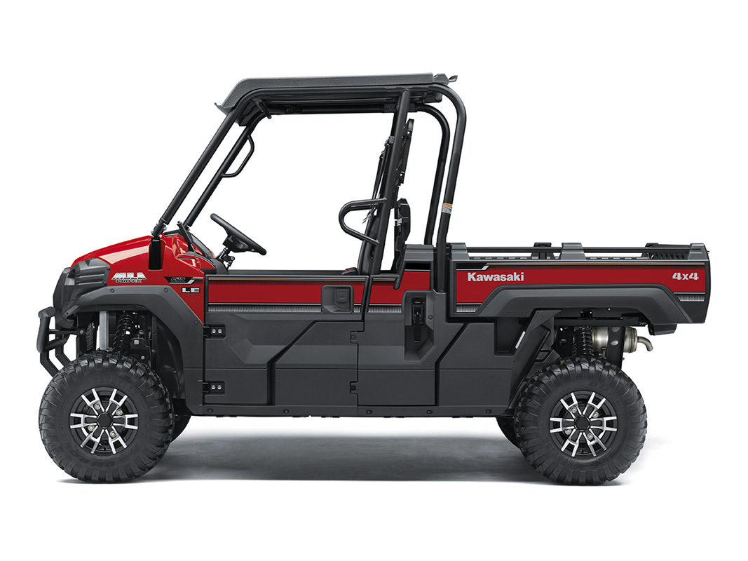 2017 Kawasaki Mule PRO-FX EPS LE in Dimondale, Michigan
