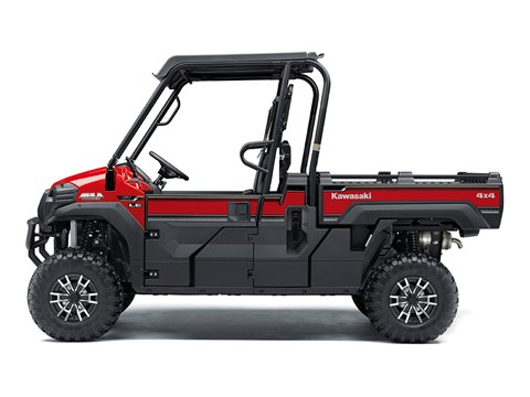2017 Kawasaki Mule PRO-FX EPS LE in Howell, Michigan