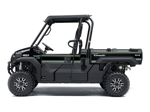 2017 Kawasaki Mule PRO-FX EPS LE in Ashland, Kentucky