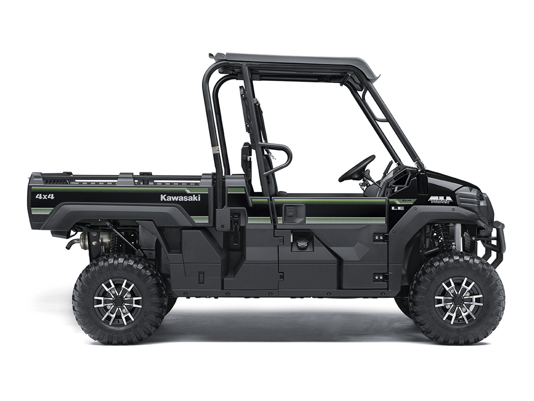 2017 Kawasaki Mule PRO-FX EPS LE in Queens Village, New York