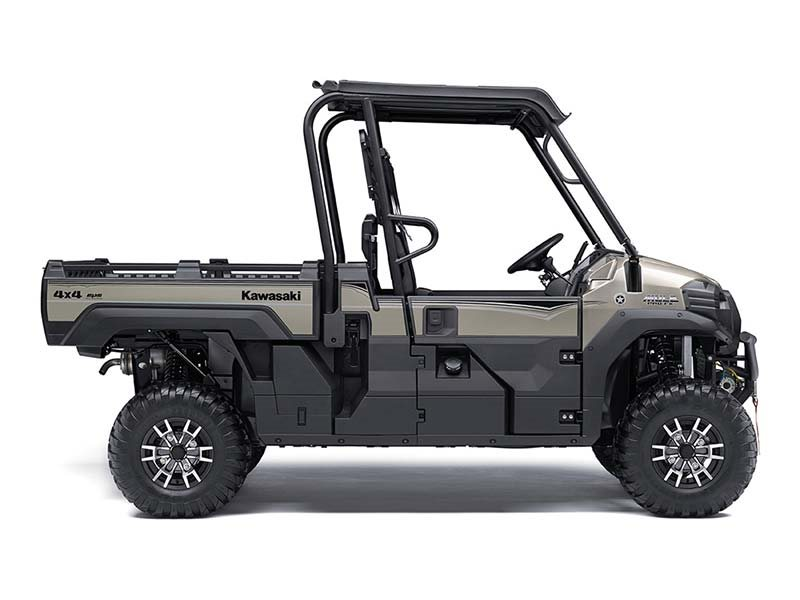 2017 Kawasaki Mule PRO-FX Ranch Edition in Stuart, Florida