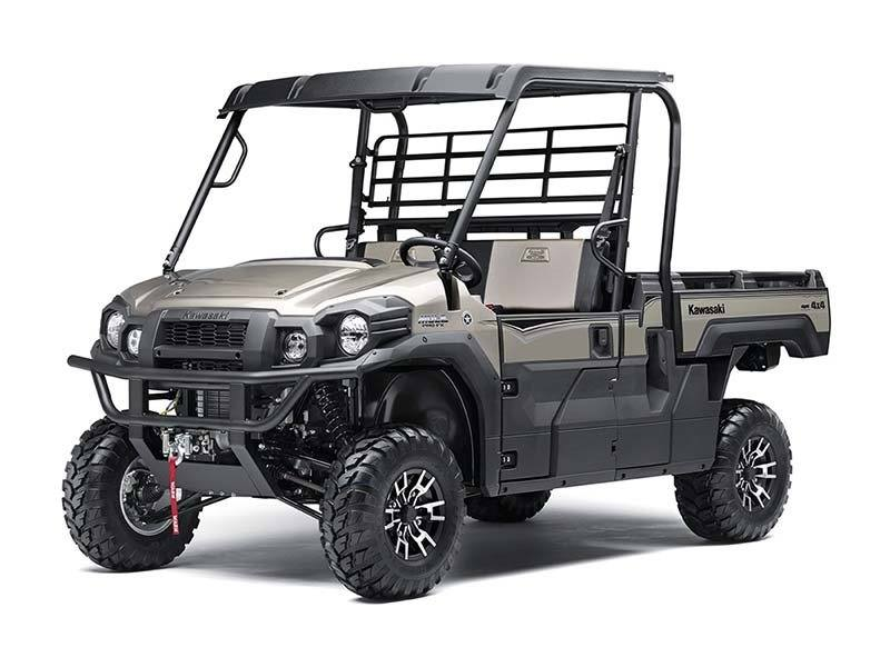 2017 Kawasaki Mule PRO-FX Ranch Edition in Paw Paw, Michigan