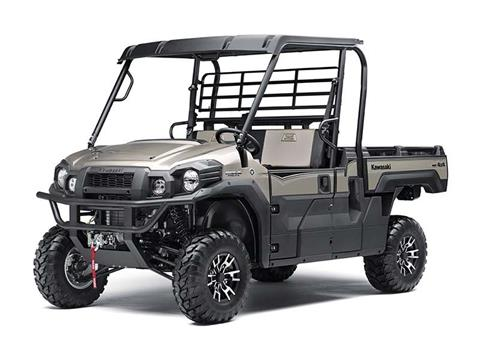 2017 Kawasaki Mule PRO-FX Ranch Edition in Bellevue, Washington