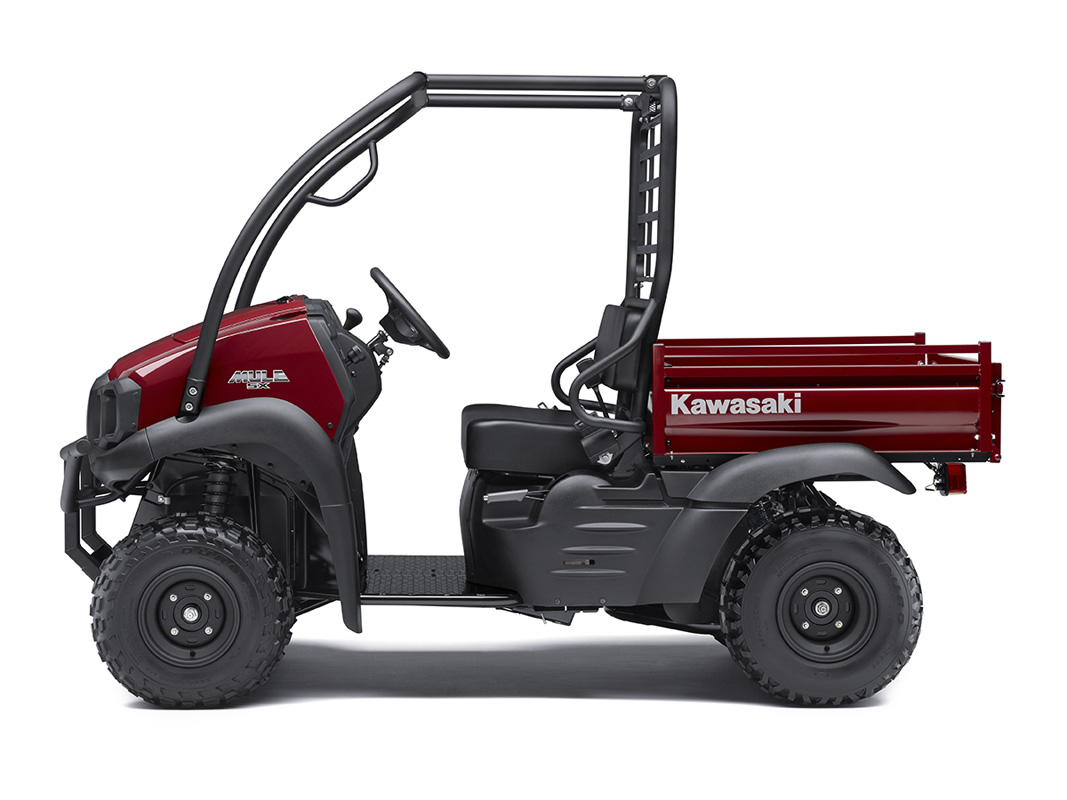 2017 Kawasaki Mule SX in Fort Pierce, Florida