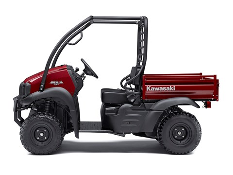 2017 Kawasaki Mule SX in Unionville, Virginia