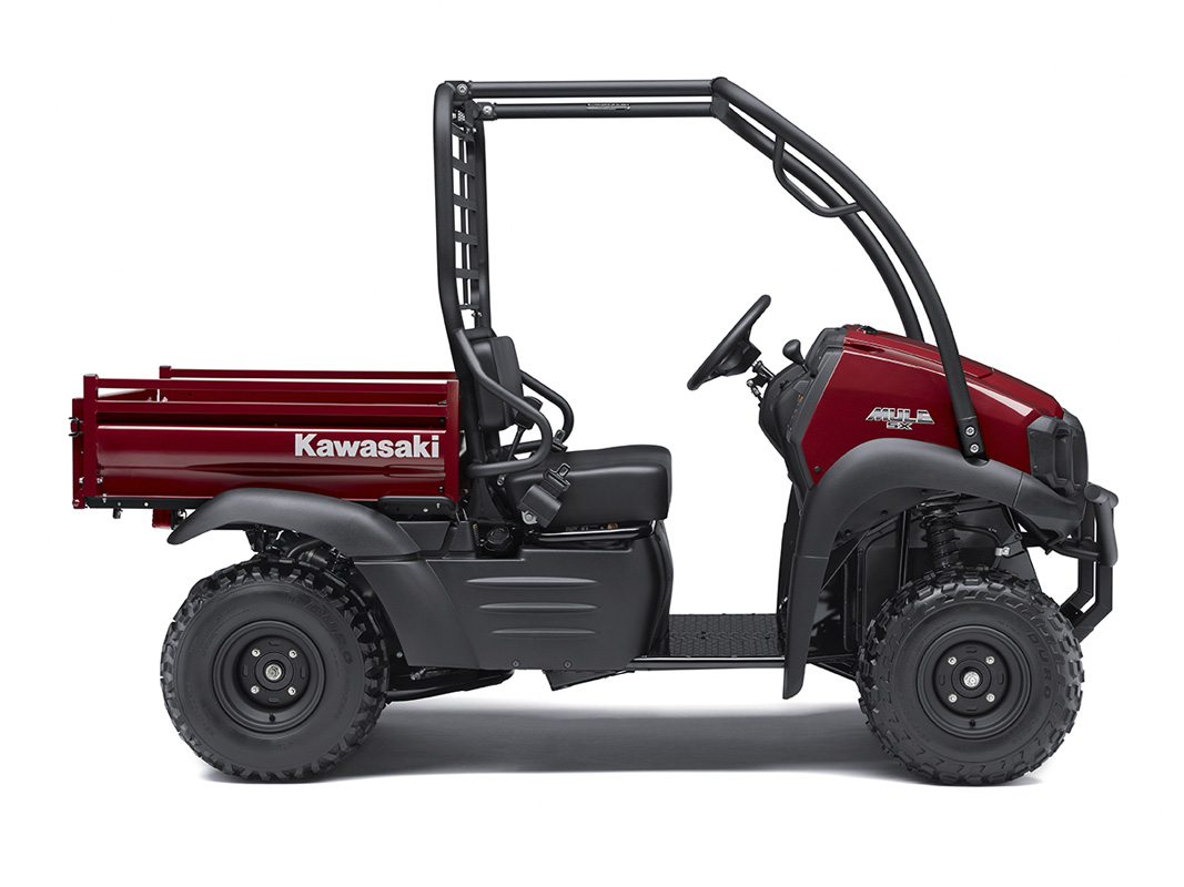 2017 Kawasaki Mule SX in Romney, West Virginia