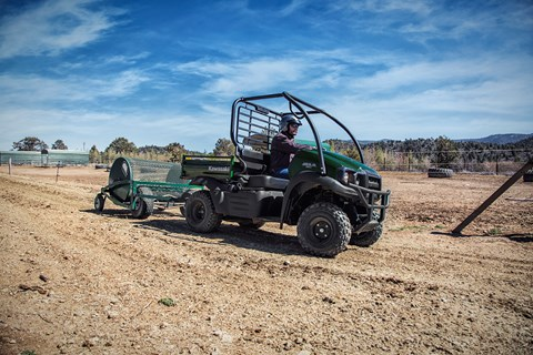 2017 Kawasaki Mule SX in Colorado Springs, Colorado