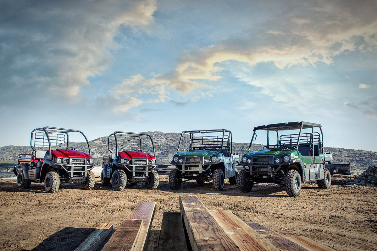 2017 Kawasaki Mule SX in Fontana, California